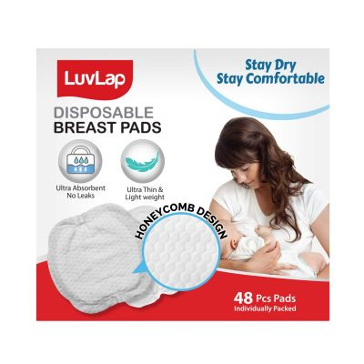 Disposable Breast Pads, 48 pcs
