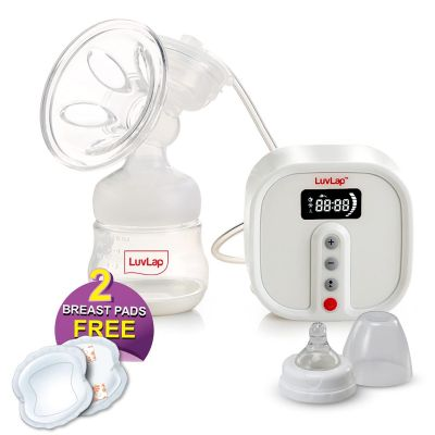 Convertible Electric Breast Pump