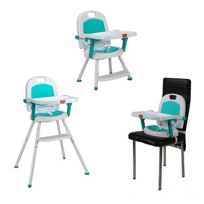 Cosmos 3-in-1 Baby High Chair, Green