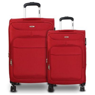 AGARO Apollo Soft Sided Luggage, 20