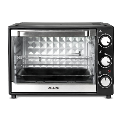 AGARO Grand 40 L Oven Toaster Grill with 5 Heating Modes & Motorized Rotisserie