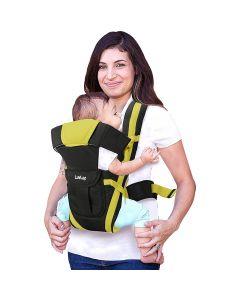 Elegant Baby carrier Black/Green