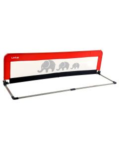 Baby Bed Rail Red