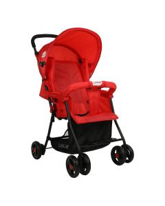 Apollo Baby Stroller Red