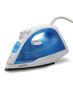 Edge Steam Iron with Variable Steam Control 1200W (Blue)