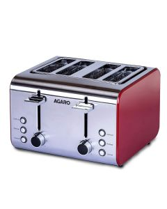 Pop-Up Toaster Black